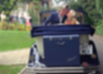 Our Regent   Car hire for weddings, Surrey, Berkshire, Hampshire and West London