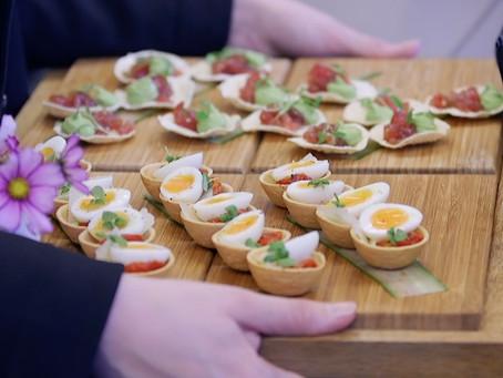 Galloping Gourmet MasterChef Competition | Clock Barn | W4 Wedding Films