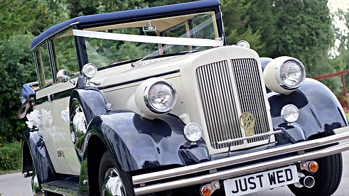 wedding car hire in London and Surrey