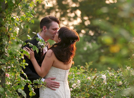 What is a cinematic wedding film?