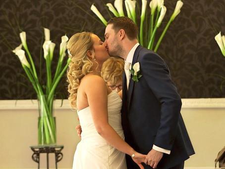 Heatherden Hall, Pinewood Studios wedding videographer | W4 Wedding Films