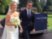 Our Regent | Car hire for weddings, Surrey, Berkshire, Hampshire and West London