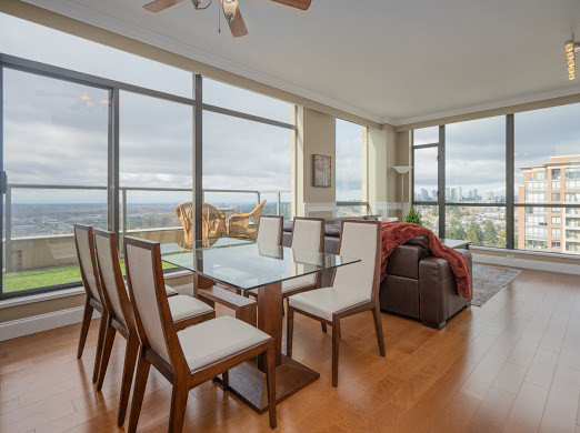 Burnaby Penthouse