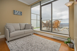 Burnaby Penthouse Design, Renovation and Staging