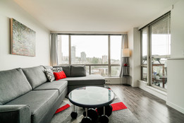 Burnaby Condo Staging