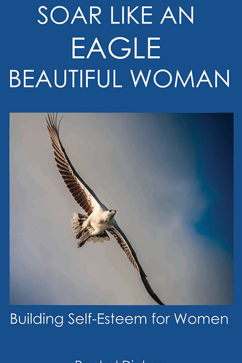 SOAR LIKE AN EAGLE BEAUTIFUL WOMAN