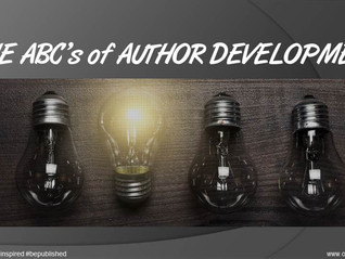The ABC's of Author Success
