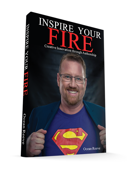 Inspire Your Fire; Creative Innovation through Authorship