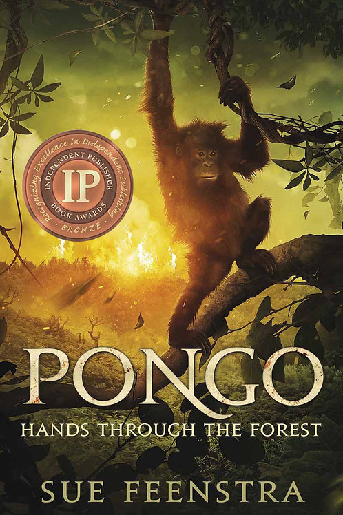 PONGO: Hands Through The Forest