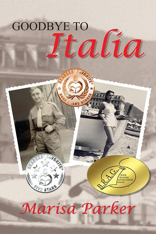 GOODBYE TO Italia
