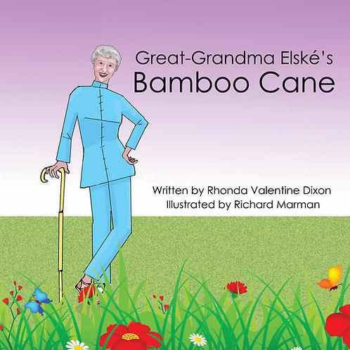 Great-Grandma Elskes Bamboo Cane