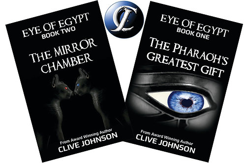Eye of Egypt; Book One and Two BUNDLE PACK