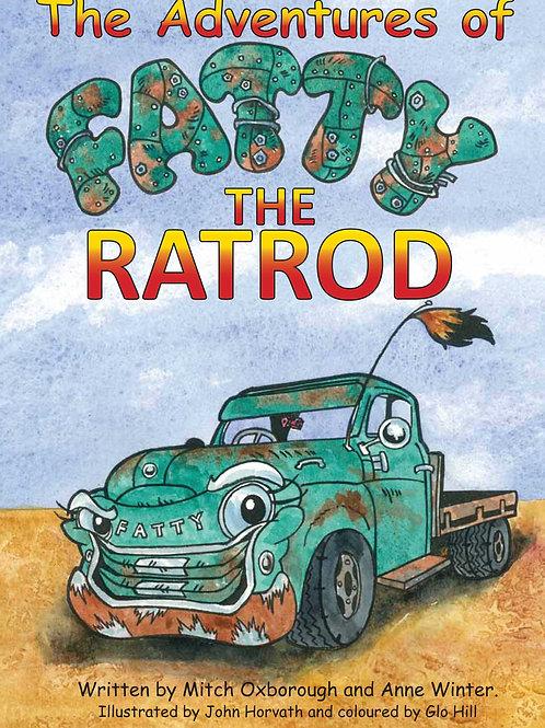 Fatty the Rat Rod