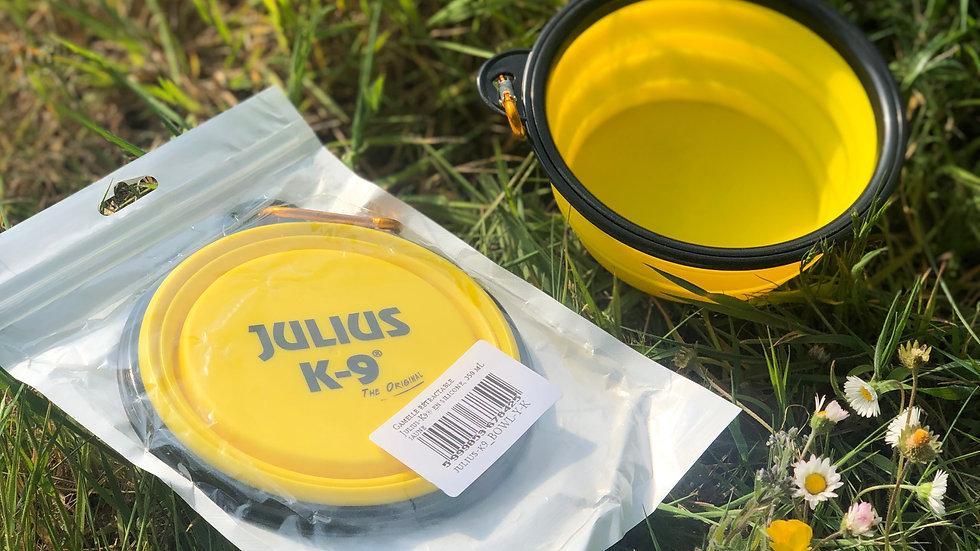 Gamelle de voyage en silicone - Julius K9