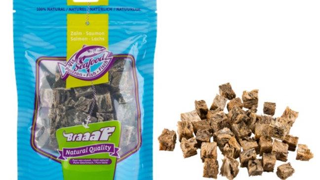Friandises au saumon pour chiens