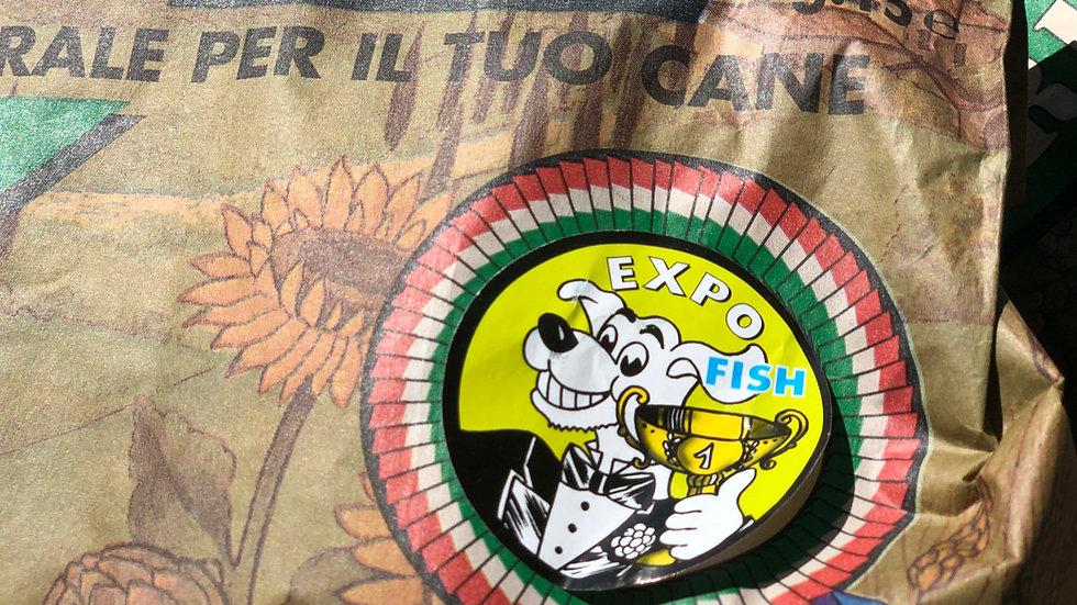 Naturdog Expo Fish 5Kg croquettes chien peau sensible
