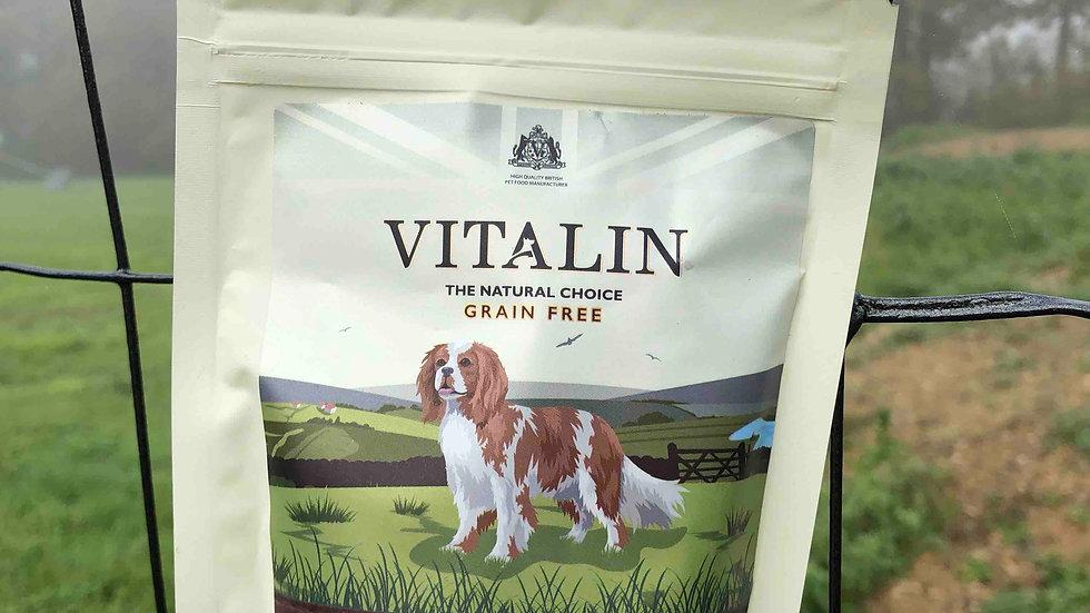Friandises pour chien au canard Vitalin