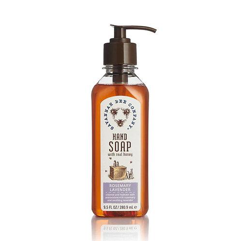 Rosemary Lavender Honey Hand Soap