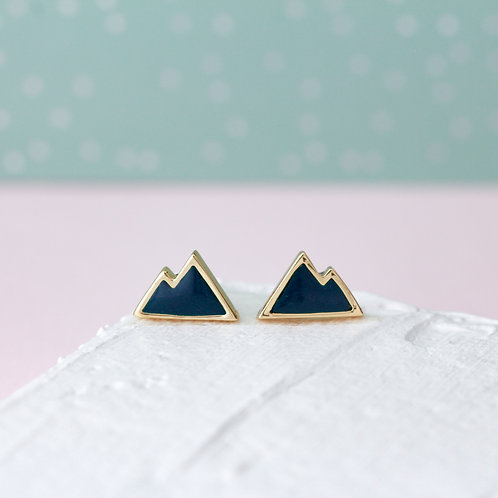 Mountian earrings