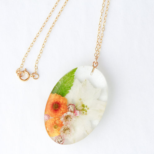 Wild meadow necklace