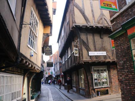 Les Shambles - De l'ère Médiévale à l'ère Harry Potter !