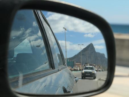 De Gibraltar à Alcaucin