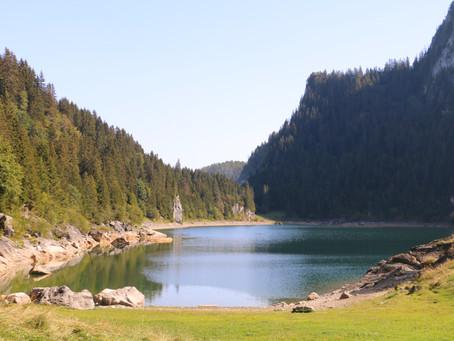 Balade au Lac Tanay, sous le soleil du Valais 🇨🇭