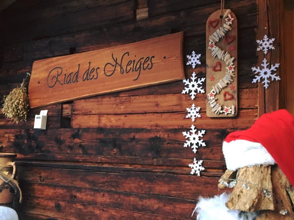 Swissguesthousesitters Riad des Neiges Val d'Illiez
