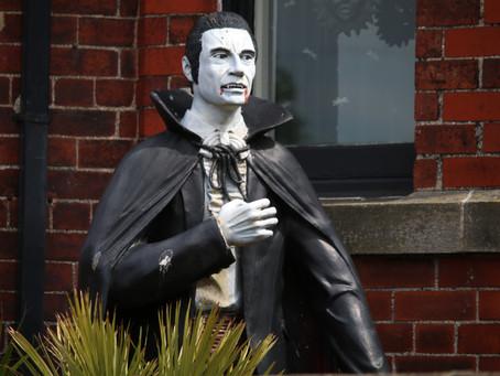 Dracula est-tu là ?