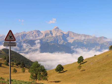 De l'Ardèche 🇫🇷 à La Suisse 🇨🇭 pour de belles rencontres.