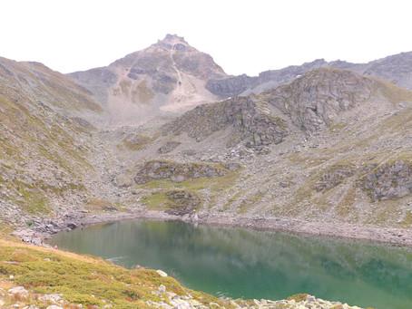 Chandolin ⛰🇨🇭 et Le Lac Noir