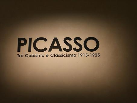Le Quirinale, Picasso, Trevi & Cie