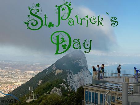 St Patrick à Gibraltar