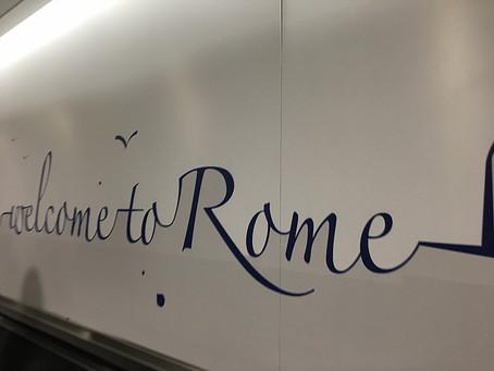 Roma...nous voilà !