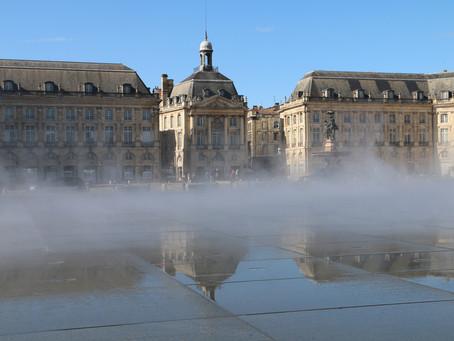 Bordeaux - Quartier St Michel et pause Hammam