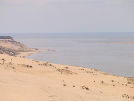 Visite à la grande dame de sable