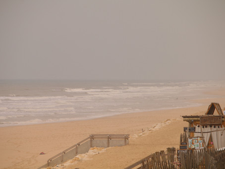 Lacanau-Océan paradis des surfeurs