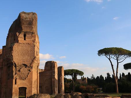 Les thermes de Caracalla