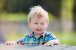 Baby Photography | Ginger Roots