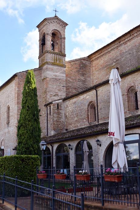 Ristorante da Rosa Abbadia Di Fiastra, Tolentino Marche, Italy.