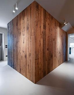 pannelli in legno vecchio per rivestimento