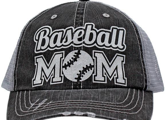 Base BAll Mom Hat