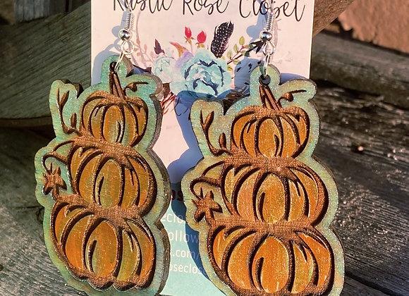 Stacked Pumpkins 🎃