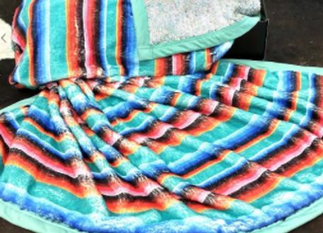 Super Soft Fur Blankets 70x50