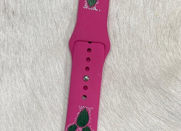 Cactus Pink Watchband