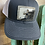 Thumbnail: Cowhide Zia Rope Richardson Trucker Leather Patch Hat