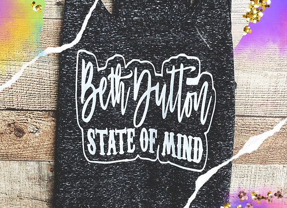 Beth Dutton State of Mind Tank