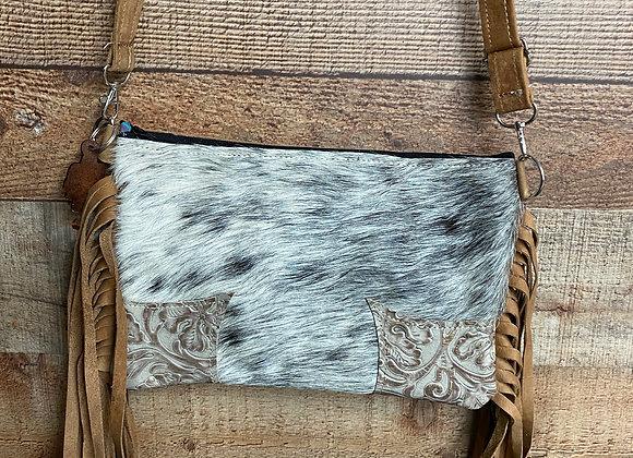 Sassy Crossbody Bags with Fringe
