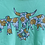 Thumbnail: Thunderbird, Steer, Buffalo & Aztec Mint Graphic Tee