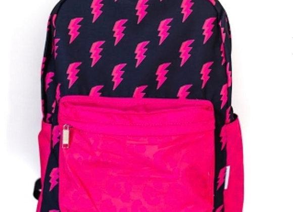 Lightening Bolt Backpack